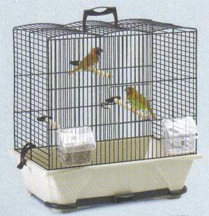 divers quel type de cage choisir au paradis des canaris. Black Bedroom Furniture Sets. Home Design Ideas