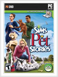 اللعبة The Sims 2 Pet Stories CLONEDVD-PROCYON