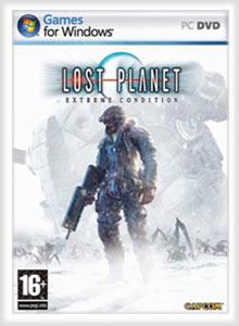 فلم:الكوكب المفقود ظرف قاسيLost Planet: Extreme Condition 2007