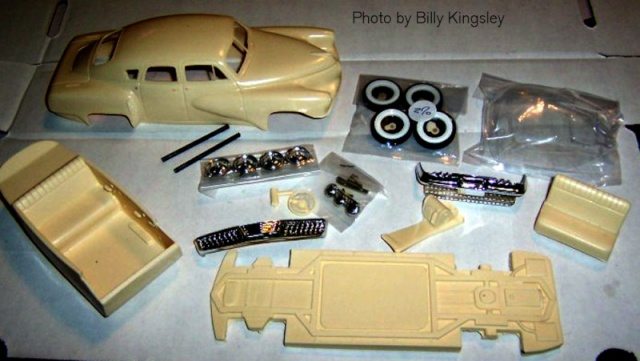 Tucker modelhaus resin kits autos post