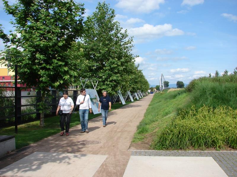 Le jardin des deux rives strasbourg for Au jardin des deux ponts