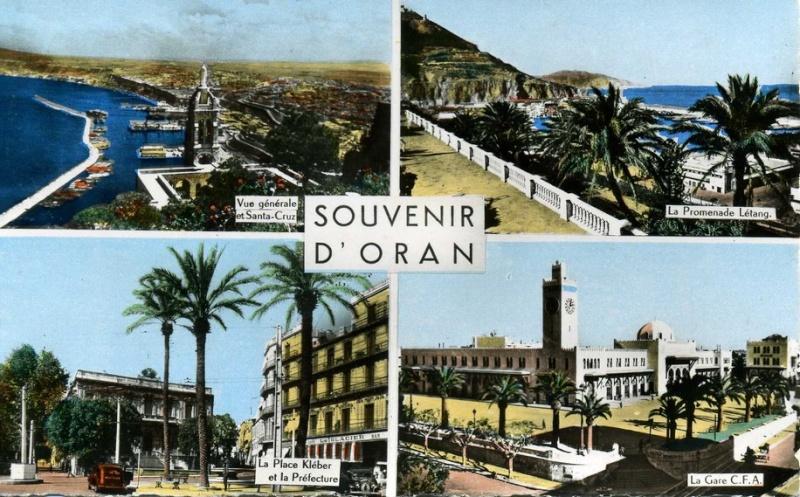 Algérie _ ... U 2 1959