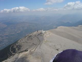 VAUCLUSE Parapente................................................ voler au pays du Mont VENTOUX