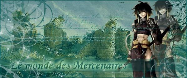 Le monde des Mercenaires