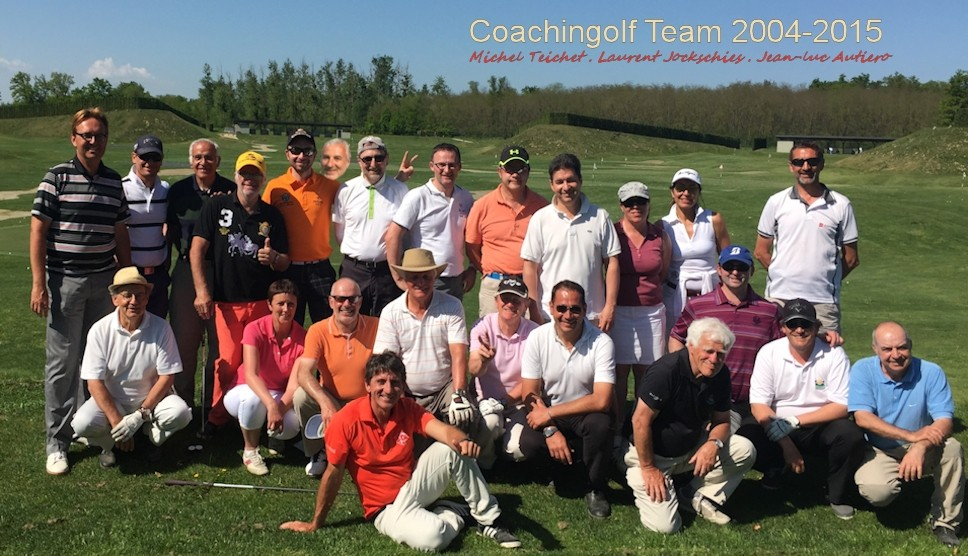 SITE PEDAGOGIQUE COACHINGOLF.COM 2015