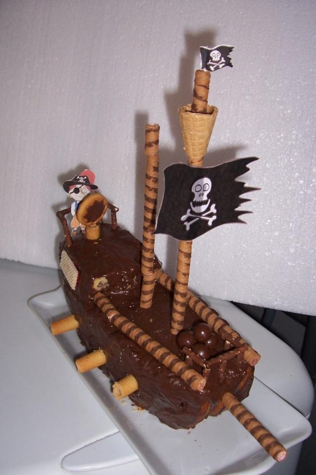 Le bateau pirate - Image bateau pirate ...