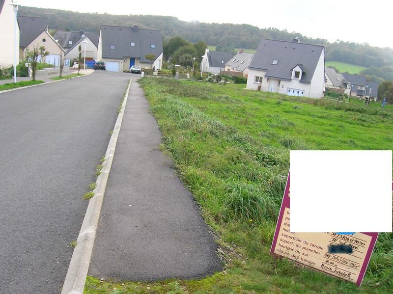 Terrassement venir tr s ind cise for Sondage terrain avant construction