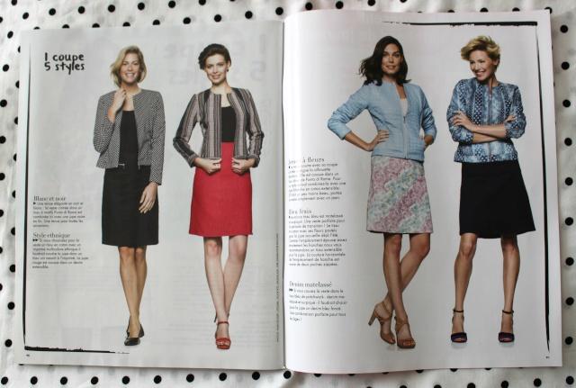 Les Magazines De Mai 2015 Knipmode Fashion Style 2 Maj4