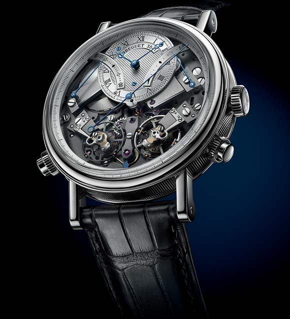 [Baselworld 2015] Breguet Tradition Indépendant Chronograph 7077