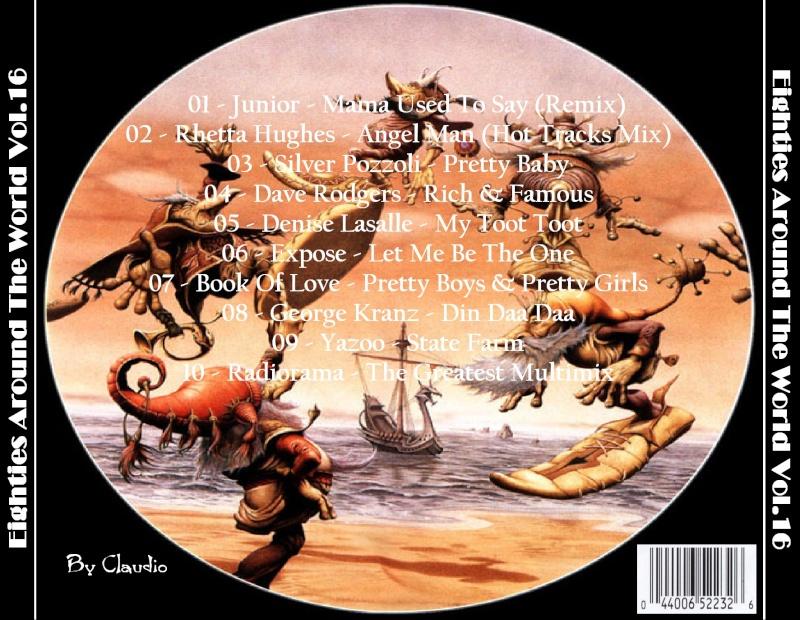 Eighties Around The World Vol.16