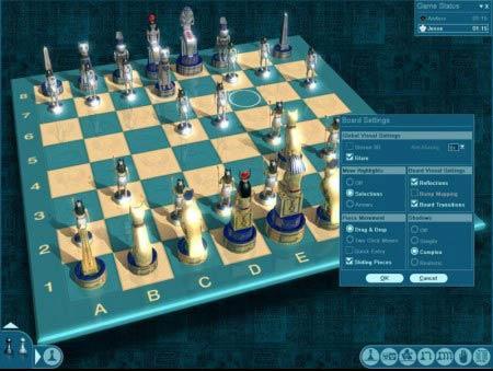 افضل لعبة شطرنج  Chessmaster 10th Edition