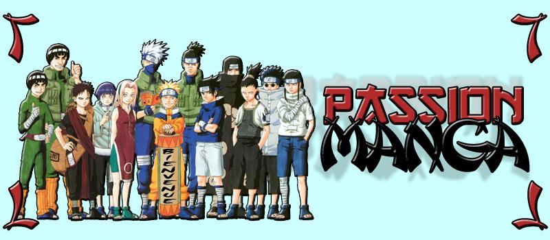 Passion Manga