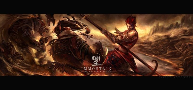 Immortal Highlanders