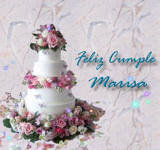 Feliz Cumpleanos Marisa.Feliz Cumpleanos Marisa Mariadelpino Pag 2