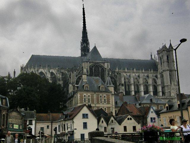 Amiens, Cathédrale  1/3 dans Paysages urbains et autres p8261215