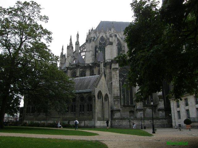 Amiens . Cathédrale 2/3 dans Paysages urbains et autres p8261219