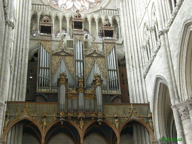Amiens. Cathédrale 3/3. dans Paysages urbains et autres p8261220