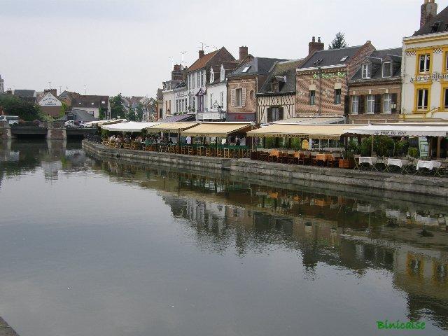 Amiens. Quartier Saint Leu. dans Paysages urbains et autres p8261227