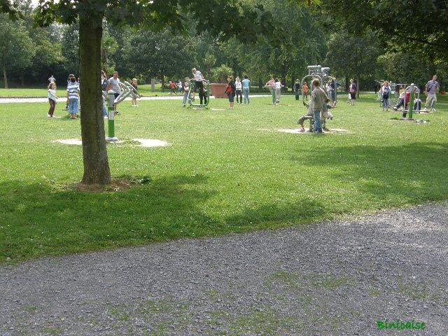 Saint Quentin . Parc d'Isle. 4 dans Jardins et maisons p8281325