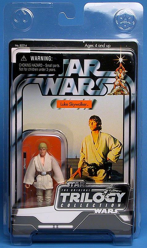 Original Star Wars Toys : Star wars the original trilogy collection