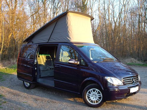 camping car vito marco polo occasion. Black Bedroom Furniture Sets. Home Design Ideas