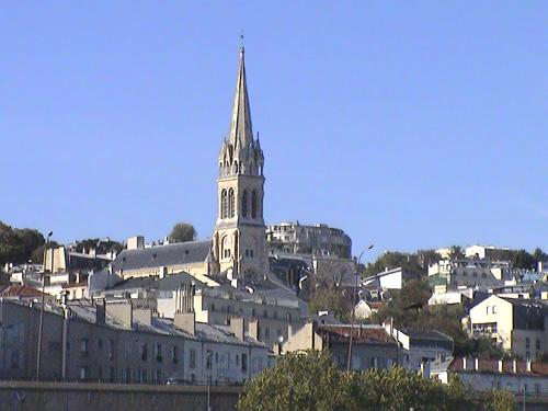 7 septembre saint cloud prince moine et pr tre 560 vie des saints saint du jour for Jardin porte de saint cloud