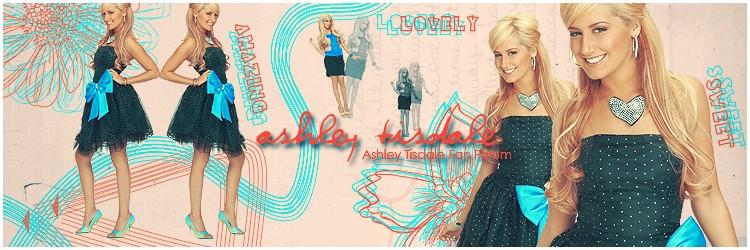 Ashley Tisdale Fan Forum