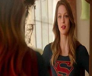 اعلان مسلسل Supergirl 2015