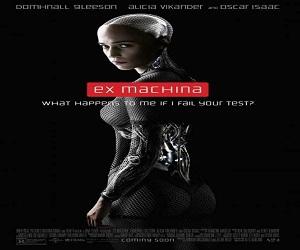 ترجمة فيلم Ex Machina 2015 على النسخة DVDrip تحميل كاملة