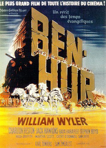 Ben-Hur en Streaming