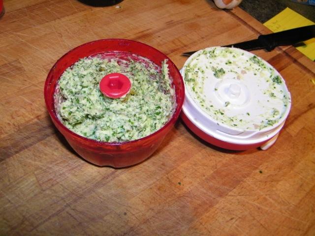 Beurre d 39 escargot au pastis les petits plats dans les grands - Beurre d escargots maison ...