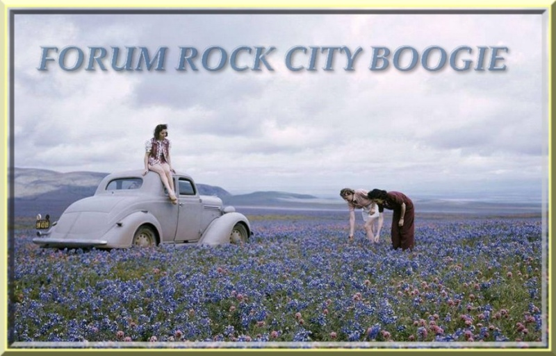 FORUM ROCK CITY BOOGIE