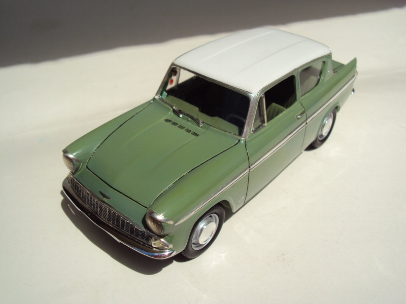 I ... & Ford Anglia 105E - Scale Auto Magazine - For building plastic ... markmcfarlin.com