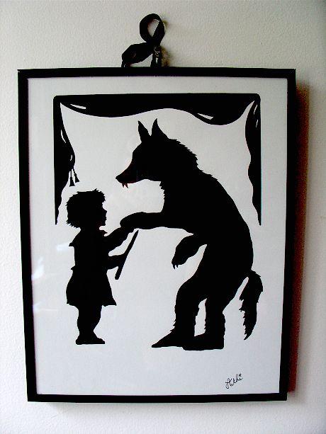 Marie et le Loup dans vendu 64524910
