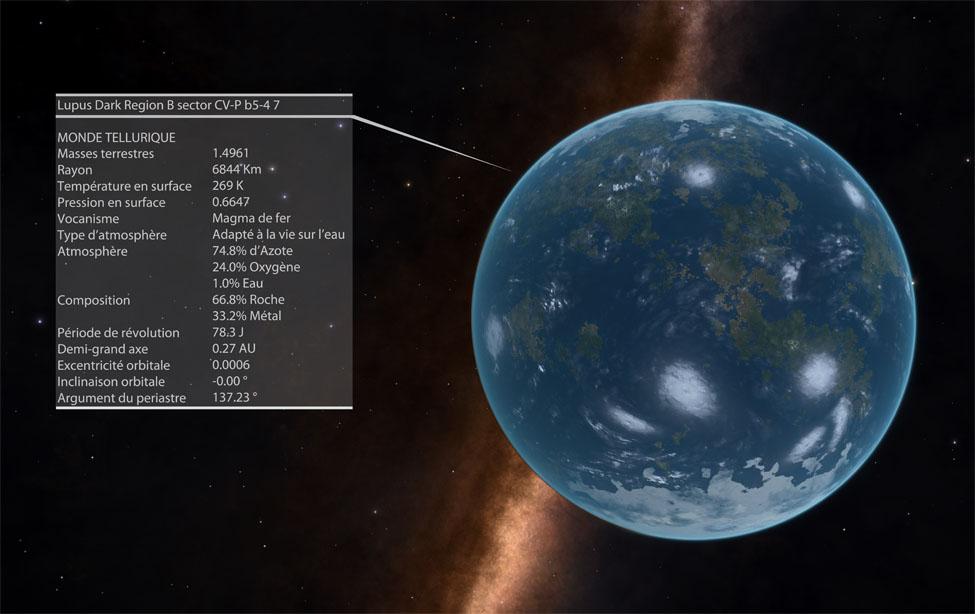 Comme celle qui m'a fait comprendre ça, ma toute première planète tellurique non identifiée.
