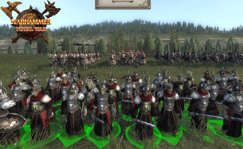 Call Of Warhammer Total War. CALL OF WARHAMMER (mod del