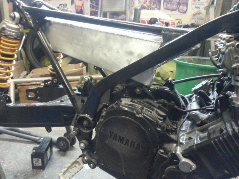 Ftz 1000 for Garage moto argenteuil