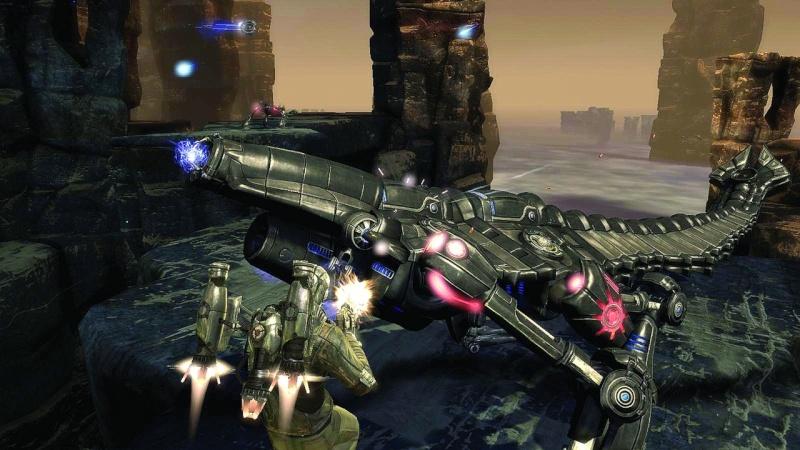 Descargar Dark Void [Full - ISO] [Español] - Juegos Pc Games - Lemou's Links - Juegos PC Gratis en Descarga Directa