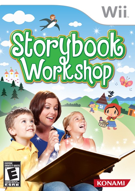 Storybook Workshop [USA] [MULTI]