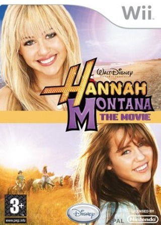 Hannah Montana: The Movie (2009/ Full /Esp) (Wii)