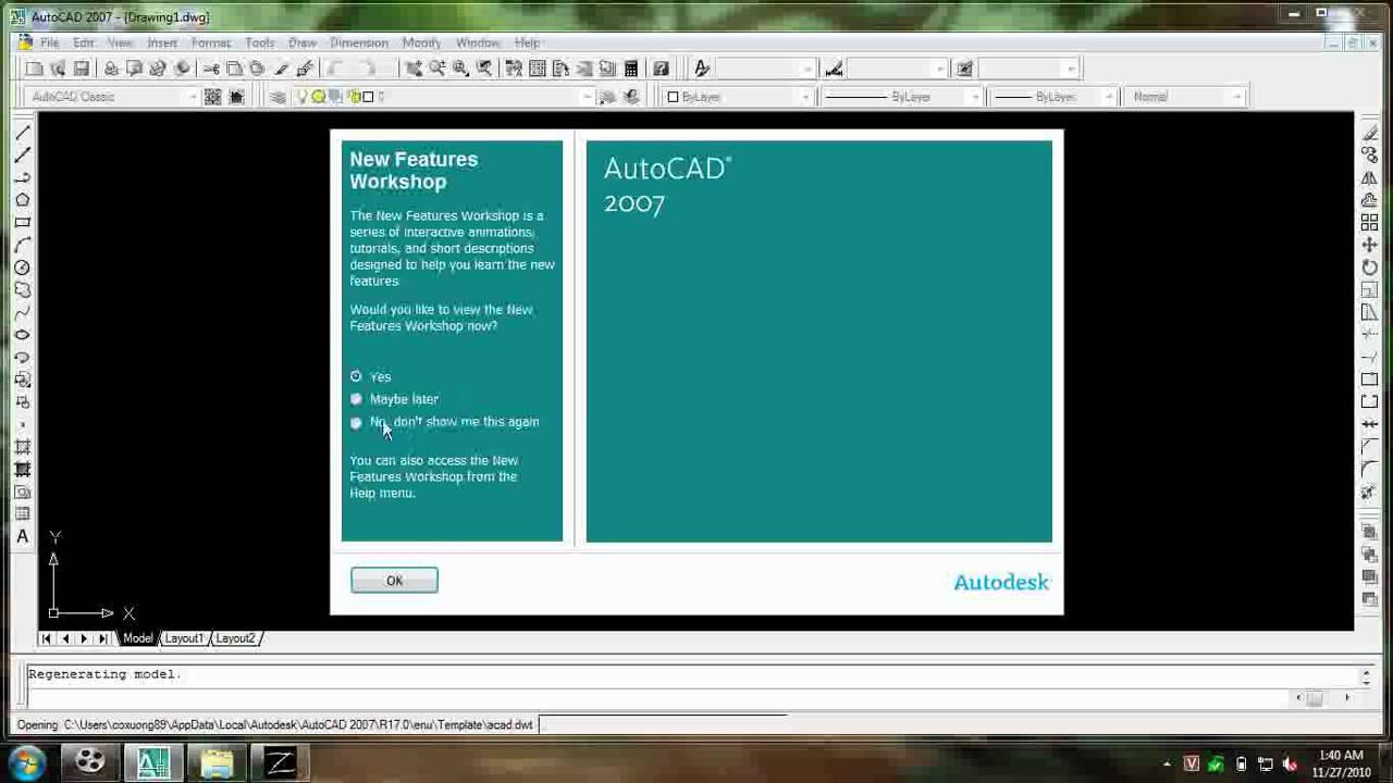 تحميل برنامج autocad 2015 كامل مع الكراك