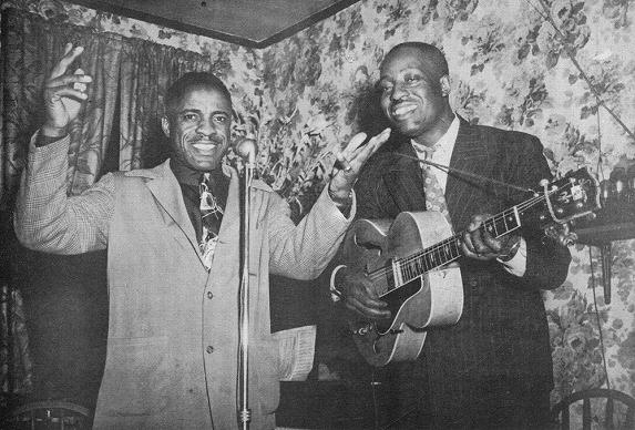 Sleepy John Estes & Hammie Nixon - The Man Who Cried The Blues 1929-1941