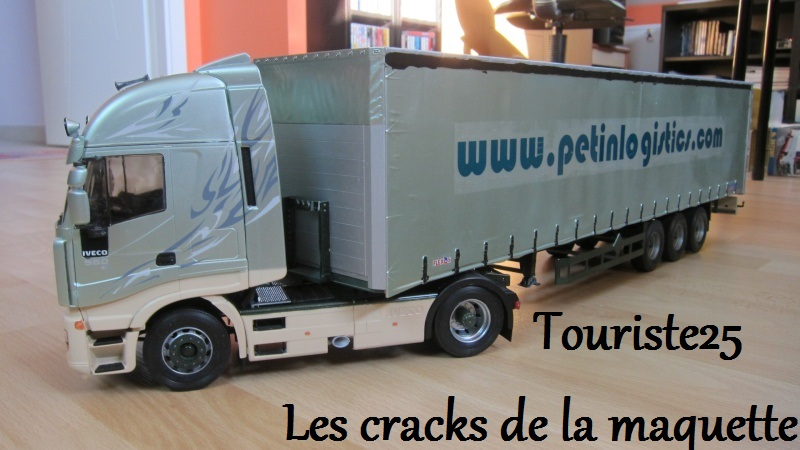 Les cracks de la maquette