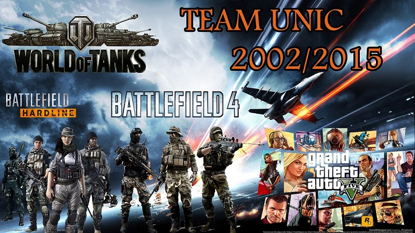 CLAN UNIC (notre Facebook : Team UNIC Battlefield)