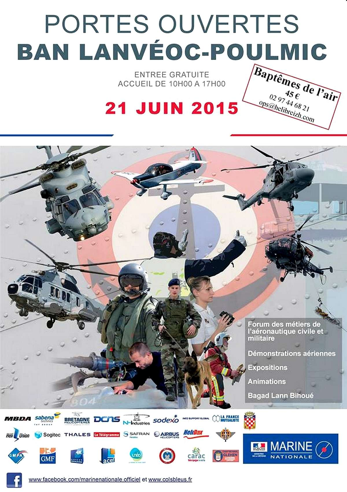 meeting aerien La Base Aéronavale BAN de Lanvéoc-Poulmic 2015,JPO BAN Lanvéoc-Poulmic 2015, meeting aériens 2015, meeting aeriens 2015,Marine national, French Airshow 2015