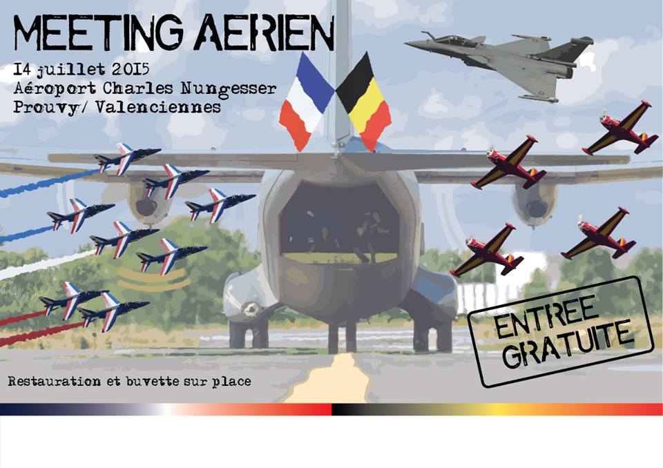 meetingaerien.valenciennes 2015, Meeting Aerien 2015,valenciennes airshow 2015, French AIRSHOW, 14 juillet