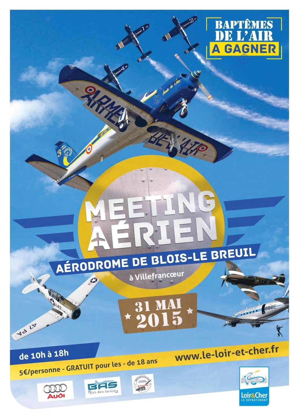 demo warbirds ,Meeting Aérien de Blois 2015, Aerodrome de Blois-le Breui, meeting aerien 2015, Meeting Aérien de Blois