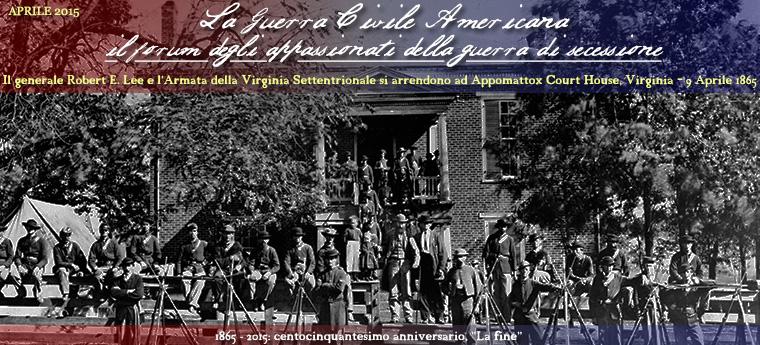 La Guerra Civile Americana 1861-1865