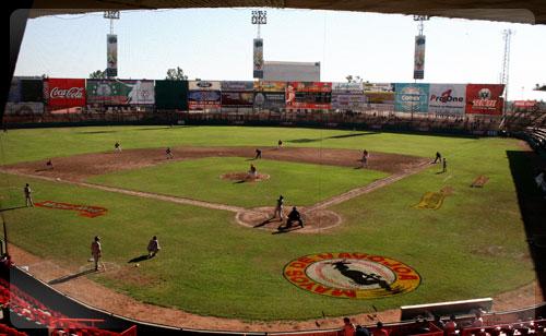 Estadio Manuel Ciclon Echeverria