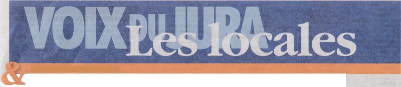logo du journal la voix du jura les locales expo playmobil fanny et olivier